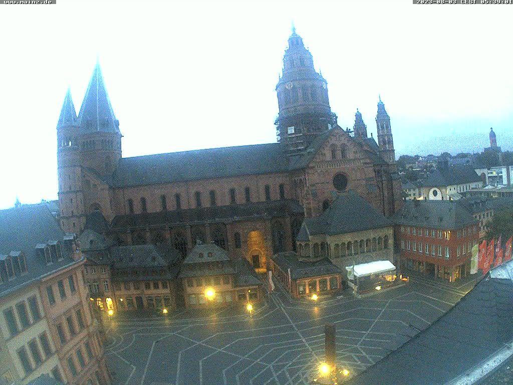 Mainz, Dom / Deutschland